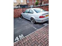 BMW, 3 SERIES, Coupe, 2001, Semi-Auto, 2494 (cc), 2 doors