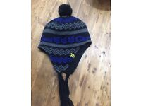 Boys Gio Goi woolly hat