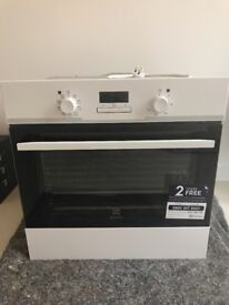 White Electrolux Oven - BRAND NEW!