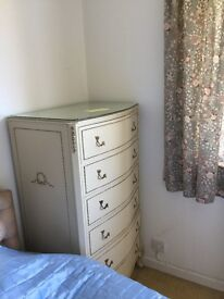 Beautiful French Louis Bedroom furniture, immaculate condition , like new