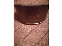 Genuine Gucci ladies sunglasses