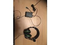 Turtle Beach Xbox 360 headset X42 (Battery Powered)