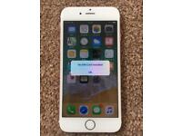 iPhone 6s 16GB, unlocked, gold, like new, full working.