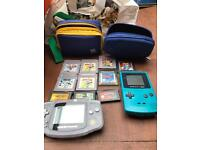 Game boy colour and advance