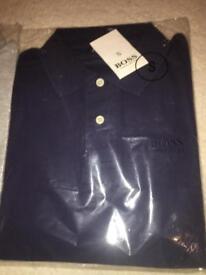 Men's Hugo boss polo shirts small