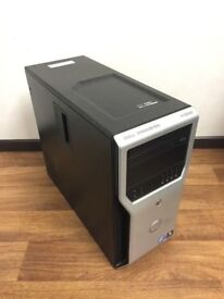 Gaming Computer PC (Intel Xeon 3.1GHz, 240GB SSD, R7 240 Graphics)