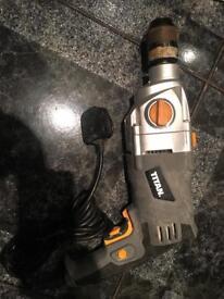Titan drill 240v