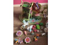 Early learning centre wooden playset