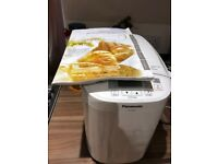 Panasonic sd 2500 breadmaker