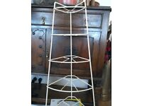 Kitchen Rack for pots and pans-- in good condition!