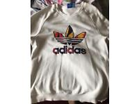 Genuine Adidas jumper size 12