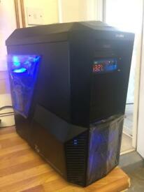 AMD 7650K Gaming PC / 16GB Memory / Geforce GTX 1060 6GB / Windows 10 / 500W PSU + Wireless Card