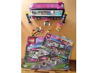 Lego friends tour bus 41106