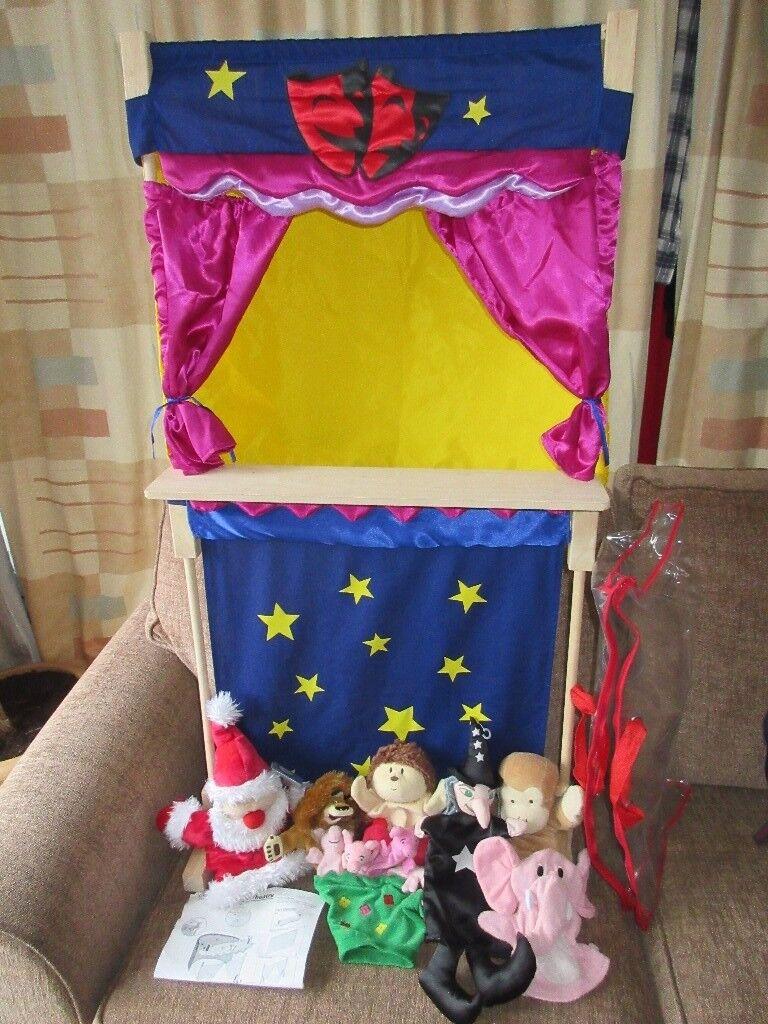 Children's theatre show play centre