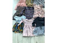 Bundle of clothes 1-2yrs