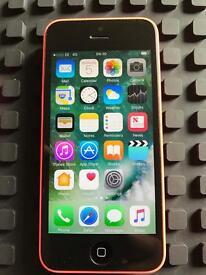 iPhone 5C EE network