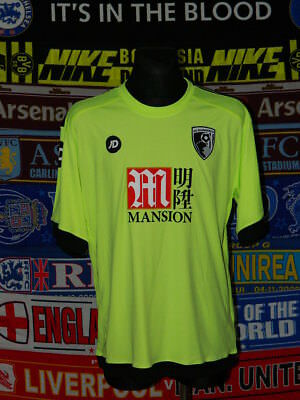 5/5 Bournemouth adults XXL 2016 third MINT football shirt jersey trikot soccer image