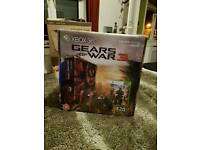 Xbox 360 limited edition gears of war 3 bundle