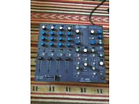 Formula Sound (Funktion One) FF 4000 4 channel DJ Mixer