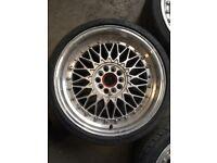 Lendo 18 inch wheels