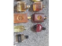 Perfume aftershave job lot