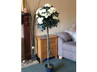Artificial Rose Tree 4 foot high
