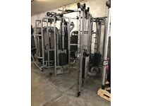 LIFE FITNESS DUAL ADJUSTABLE PULLEY FORSALE!!
