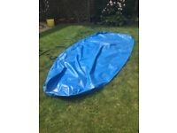 Waterproof Cover for Mirror Sailing Dinghy