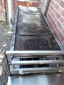 Clearance Catering equipment commercial gas chargrills