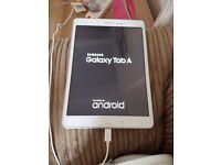 Tablet ( samsung galaxy tab A)