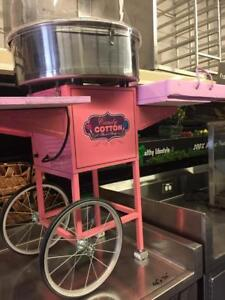 Cotton Candy Machine 72100/ with Cart