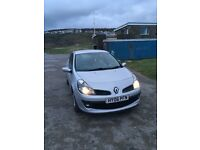 2006 Renault Clio 1.4 cambelt snapped