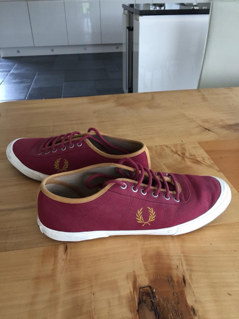 Men's Fred Perry sportswear Shoes - Size 10