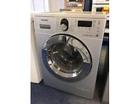 Samsung Ecobubble 8kg Silver Washer