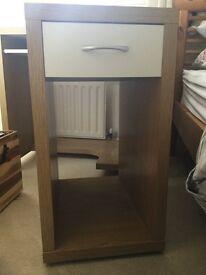 Bedside, hall cabinet