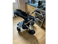 ICKLE BUBBA STOMP 3 STROLLER PUSHCHAIR