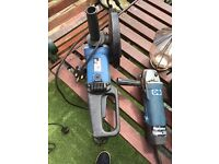 Angle grinder x2 for sale perfect working order