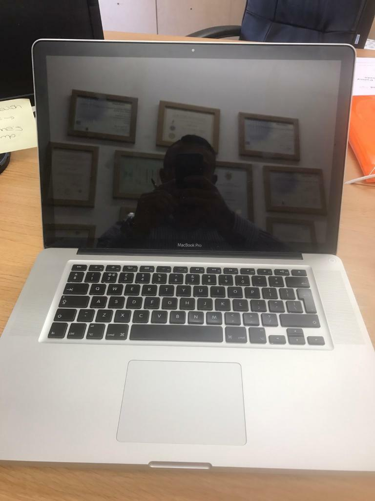 """MacBook Pro 15in Buxton, DerbyshireGumtree - MacBook Pro 15"""" 2ghz Processor 4g ram MacBook sold as spares without hard drive, the MacBook stopped working and apple have advised me its the motherboard. All parts fully working, screen perfect, keyboard, lights fans etc"""