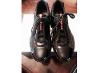 Prada American Black American Cup trainers Size 7