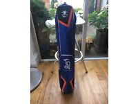 Kookaburra hockey stick bag used but in excellent condition.