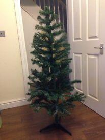 Christmas tree £3