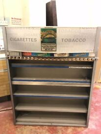 Cigarette Tobacco Gantry Retail Display Cabinet Sales Shelves thing!