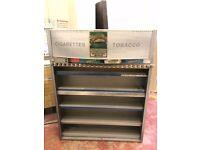 Cigarette Tobacco Gantry Retail Display Cabinet Sales Shelves thing!