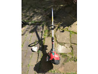 sovereign petrol strimmer 25cc 16 inch