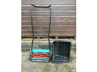 BOSCH push / hand lawnmower