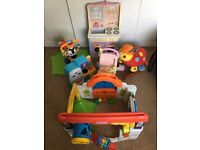 Cheap mixture of kids toys good condition cheap baby toys