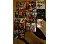 RETRO STAR WARS BOOKS - LARGE COLLECTION