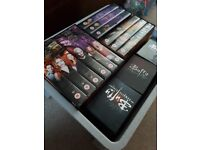 Buffy The Vampire boxsets