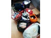 70 items of ladies' clothes