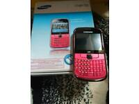 Samsung Phone Chat 335